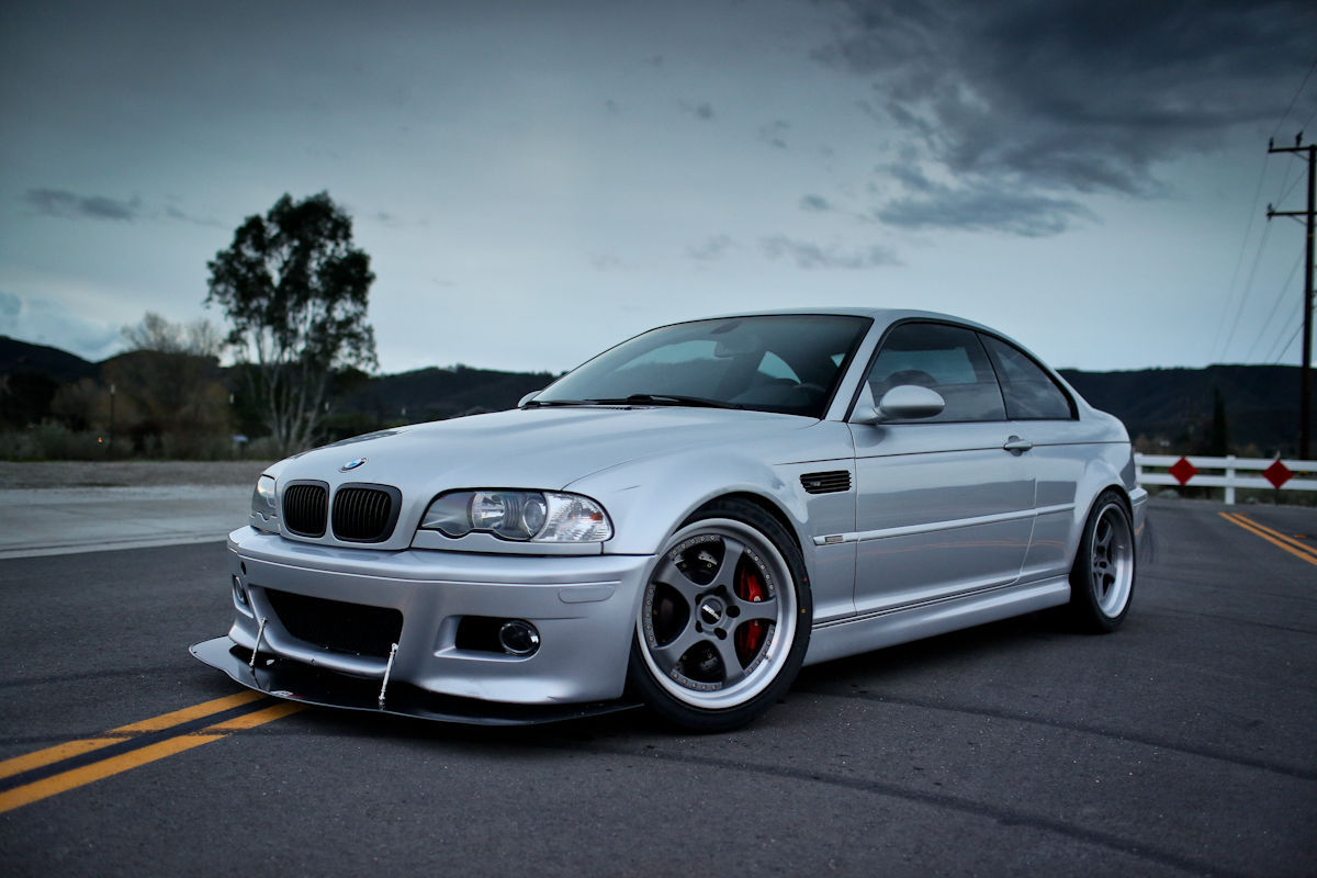 2006 BMW M3 | Mark Gearhart's BMW E46 M3 on Forgeline RS3 Wheels