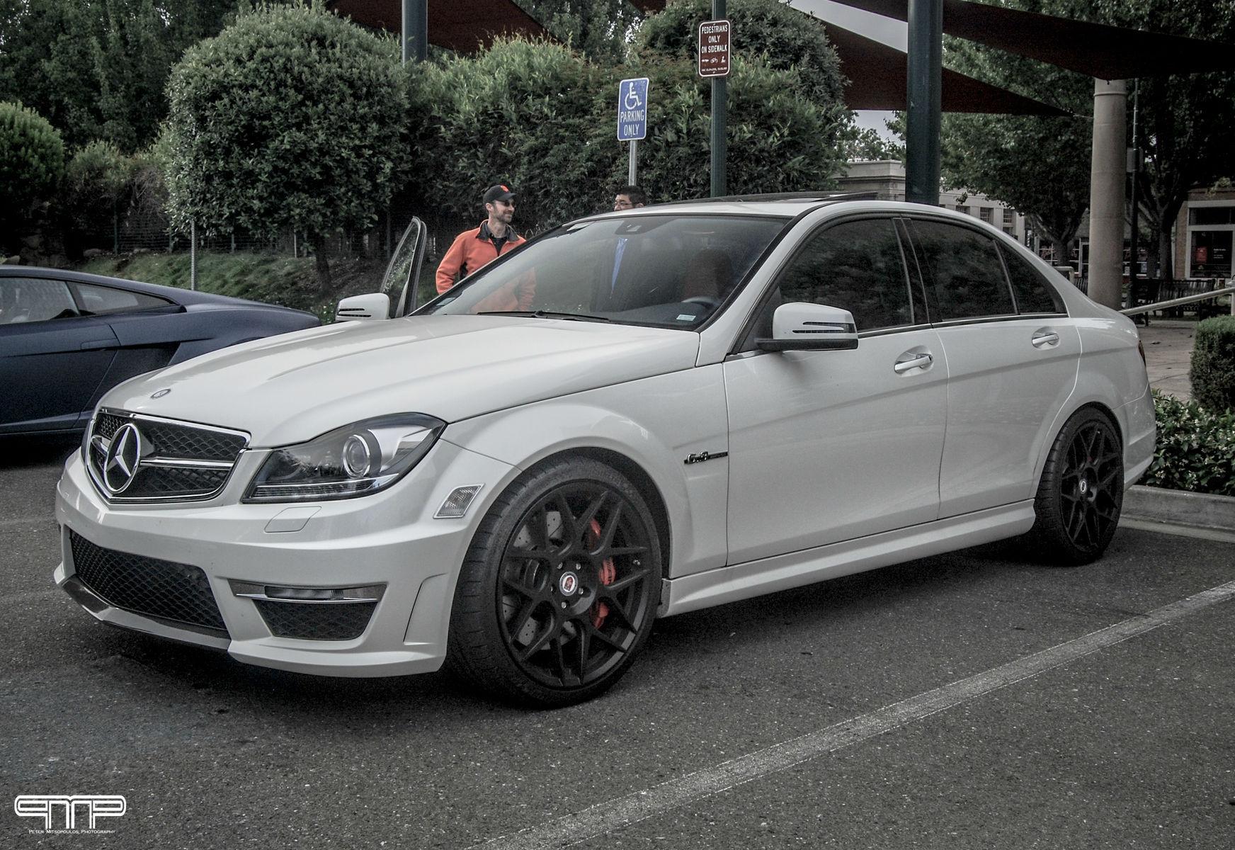 Mercedes-Benz C63 AMG | Mercedes Benz C63 AMG