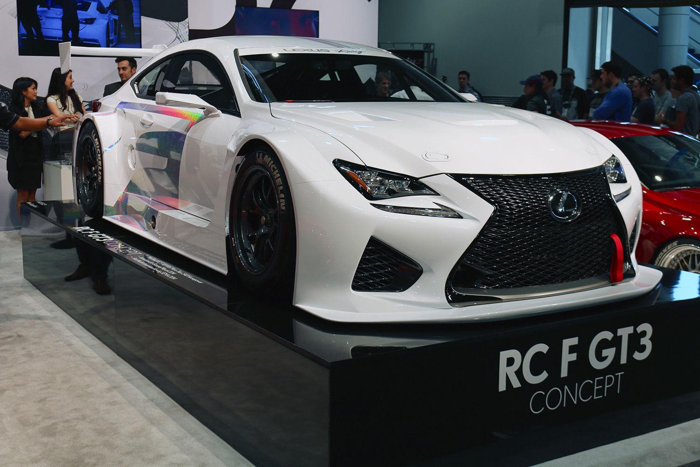Lexus  | Lexus RC F GT3