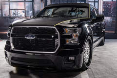 2016 Ford F-150 4x2 XLT SuperCrew by Hulst Customs - Front Fascia