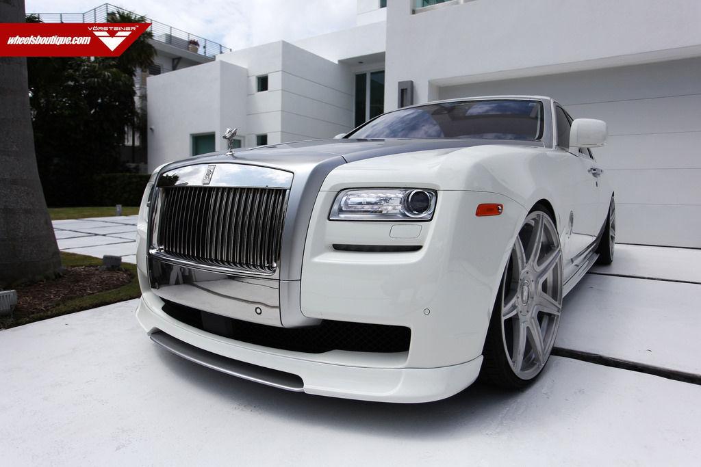 Rolls-Royce Ghost   Rolls Royce Ghost