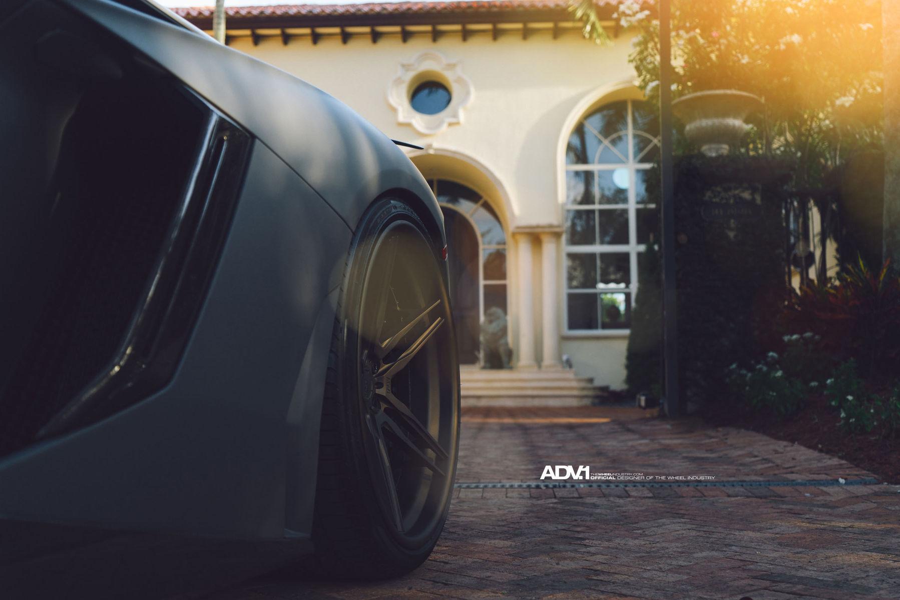 Lamborghini Aventador   ADV.1 Wheels   Lamborghini Aventador