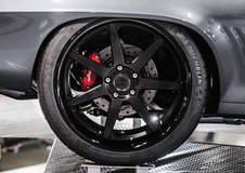 "Steve Heck's ""INTENSE"" '69 Camaro on Forgeline CV3C Wheels - Spokes"