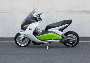 2015 BMW  | C Evolution Scooter Concept