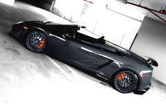 Lamborghini Gallardo Performante on ADV10.0 Track Spec  SL