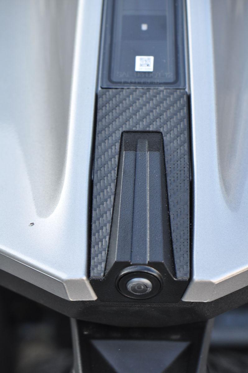 2015 Polaris    2015 - 16 Polaris Slingshot Carbon Fiber Accents