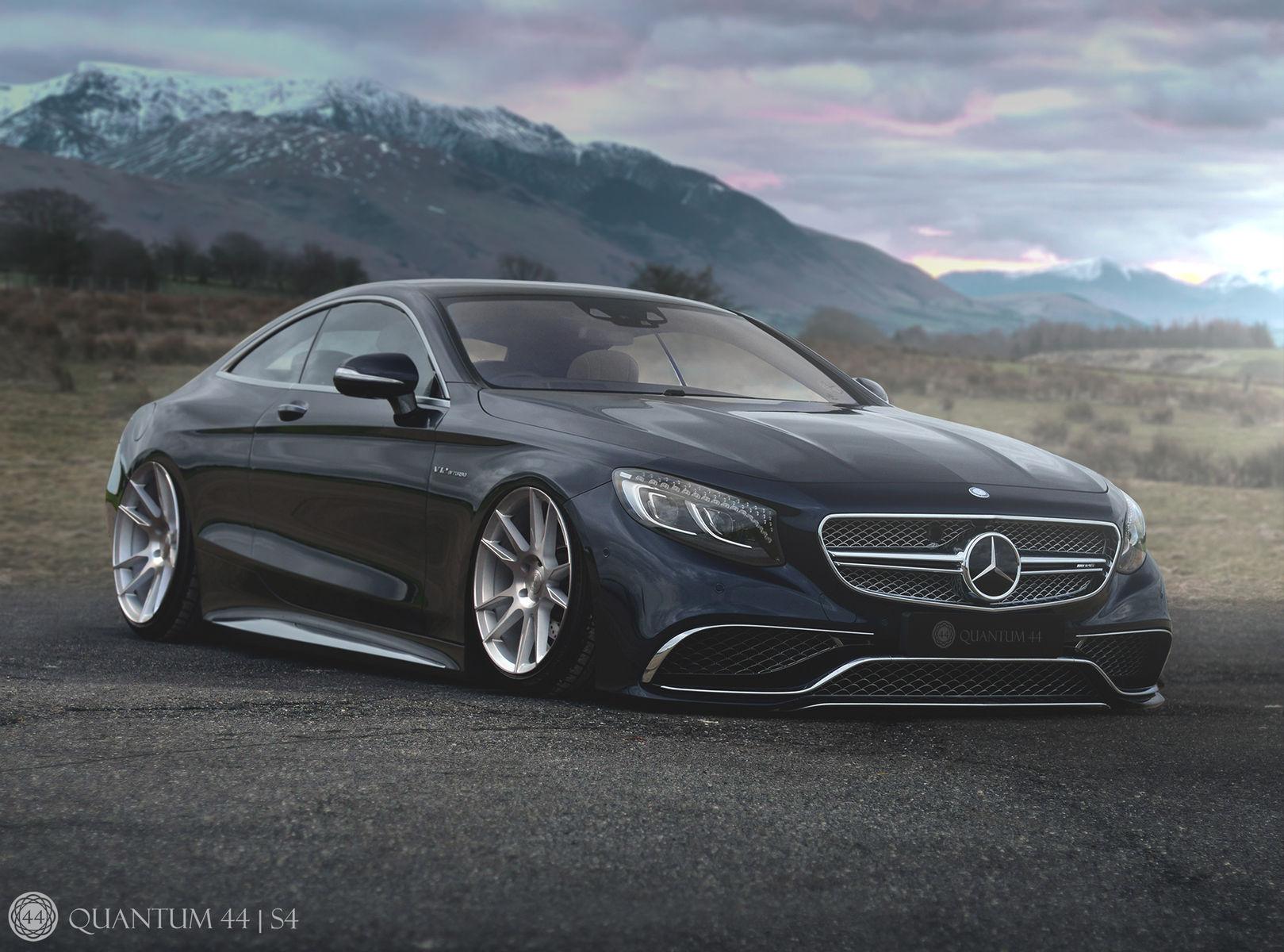 Mercedes-Benz S-Class | Quantum44 S4 - Mercedes S65 AMG