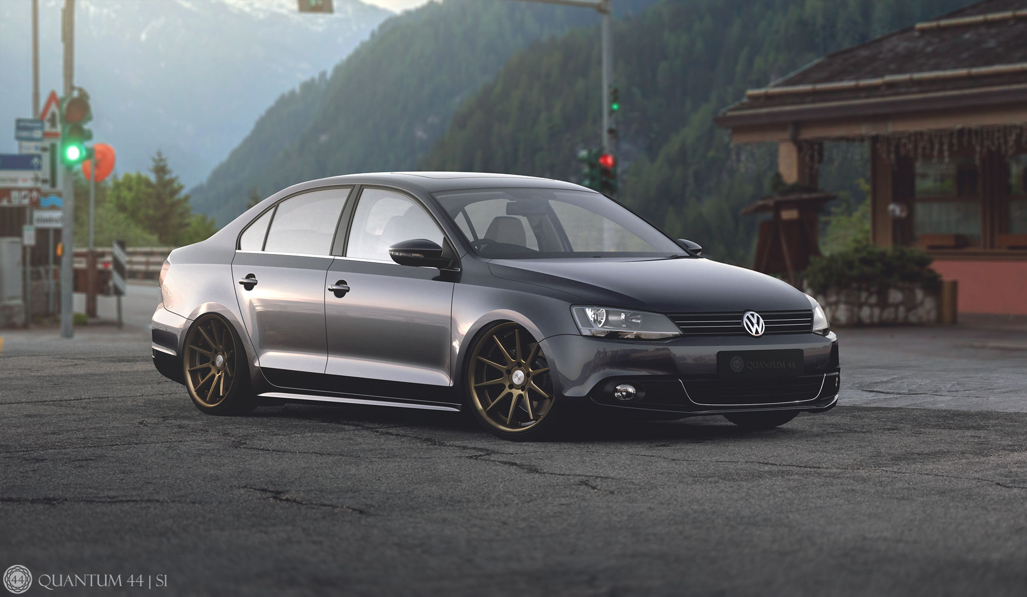 Volkswagen Jetta | Quantum44 S1 - Volkswagen Jetta