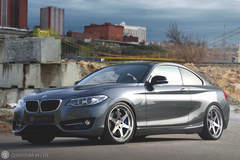 Quantum44 TS1 - BMW 2 Series Coupe