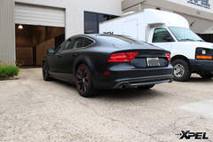 Audi A7 with XPEL STEALTH