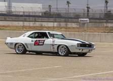 Jake Rozelle's '69 Camaro on Forgeline GA3R Wheels Wins USCA Fontana