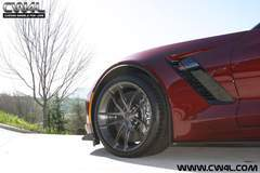 C7 Corvette Z06 on Forgeline One Piece Forged Monoblock AR1 Wheels from CW4L