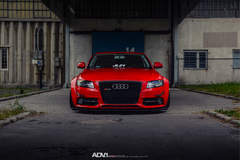 Widebody Audi A4