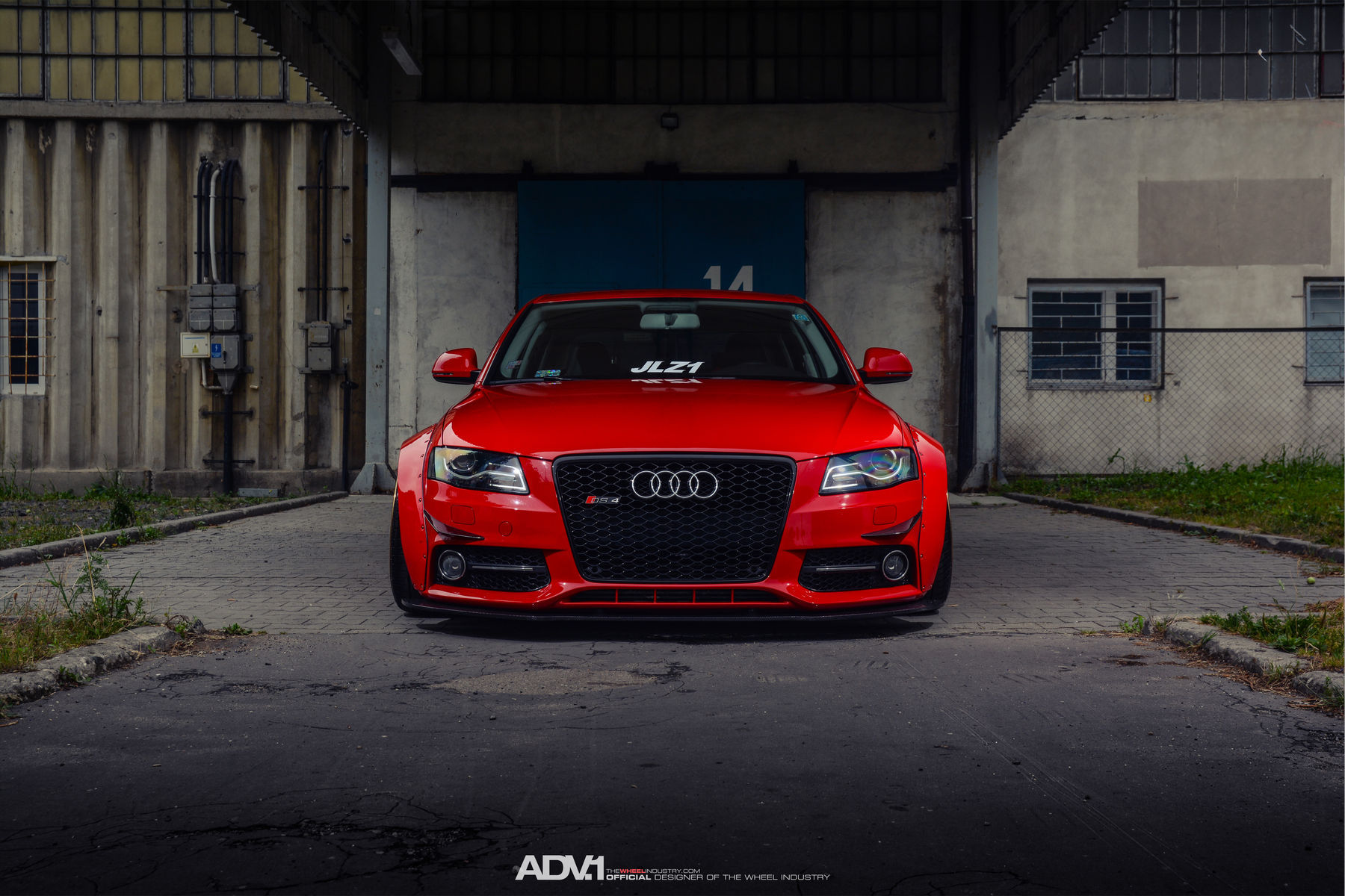 Audi A4   Widebody Audi A4