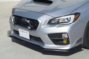 2015+ Subaru WRX/STI 3-Piece Front Splitter
