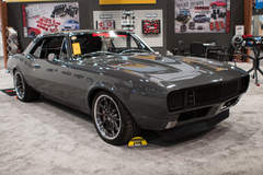 Mike Selvaggio's 1967 Camaro RS on Forgeline  GT3C Wheels