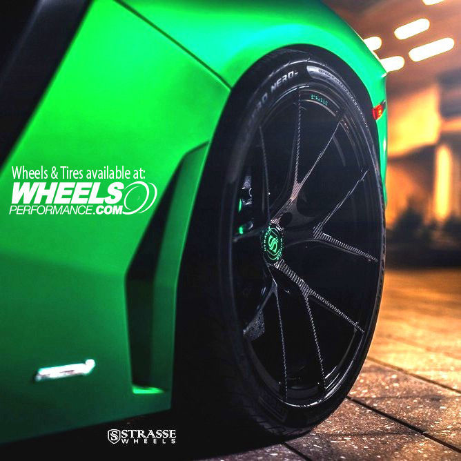 Lamborghini Aventador | Strasse Forged SM5R
