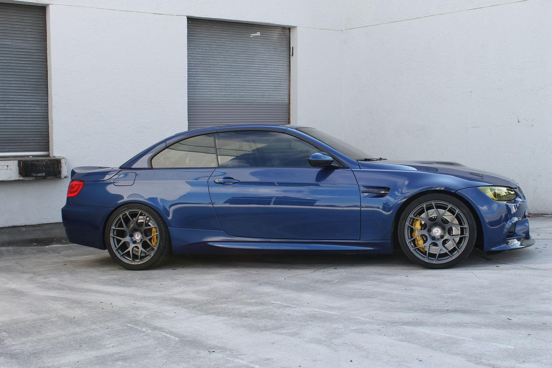 BMW M3   e93 M3