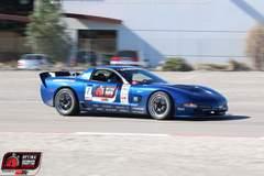 Danny Popp's 2003 Chevrolet Corvette Z06