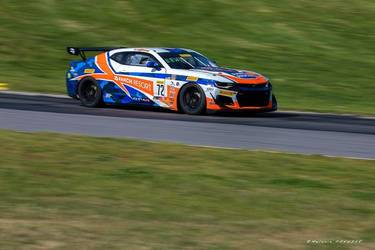 2019 Chevrolet Camaro | Forgeline Teams Top World Challenge GT4 Podium at VIR