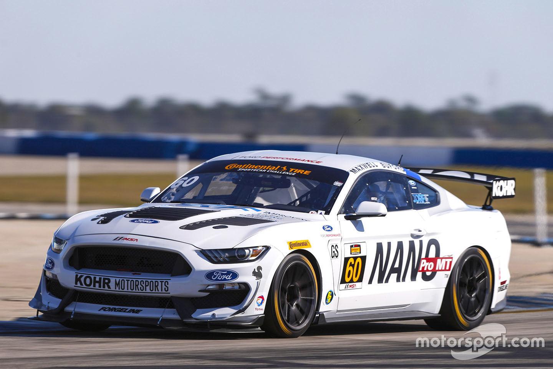 2017 Ford Mustang | Victory at Sebring!