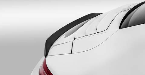 V-GT Deck Lid Spoiler