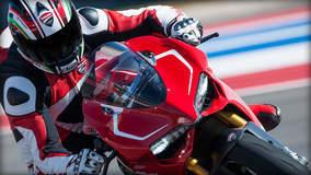 Ducati 1199 Panigale R - Racing