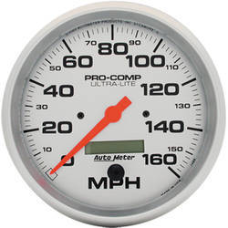 Auto Meter Ultra-Lite Electric Speedometer