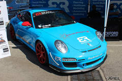 BrandingRX Porsche at the California Festival of Speed