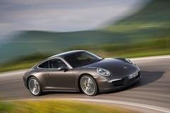 '13 Porsche 911 Carrera 4s