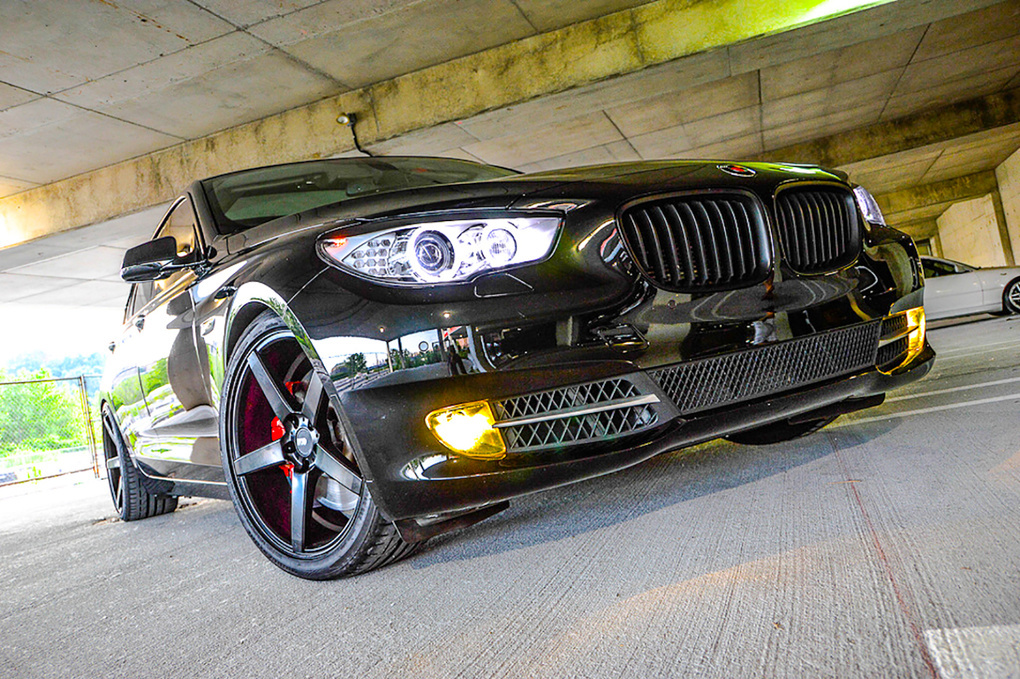 2010 BMW 5 Series | BMW 550i on XO Miami's