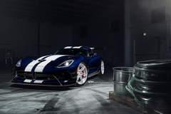 ADV.1 Wheels Dodge Viper ACR