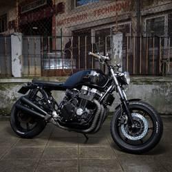 1993 Honda CB750 NIGHTHAWK | JeriKan Motorcycle #5