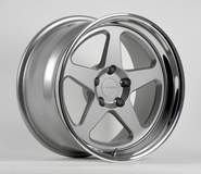 Forgeline Heritage Series FF3 in Silver