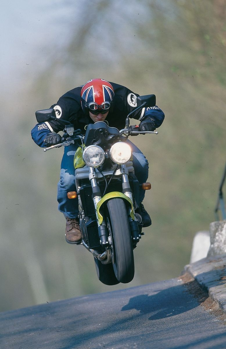 Triumph SPEED TRIPLE | Sometimes You Feel Like You Could Fly