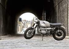Untitled Motorcycles UMC-002 Scrambler