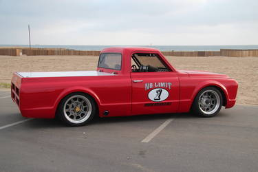 1970 Chevrolet C-10 | No Limits Engineering Chevy C10 'Hellboy'
