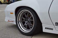 "The Raymond's Performance ""Turd Gen"" 1989 Camaro Z28 on Forgeline GA3 Wheels"