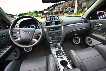 Perfect ... 2010 Ford Fusion | 2010 Vaccar Fusion Sport   Interior ...