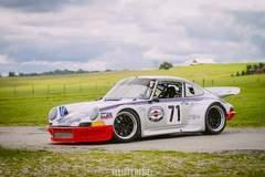 Stan Crawford's 1973 Porsche 911 RSR on Forgeline ZX3R Wheels