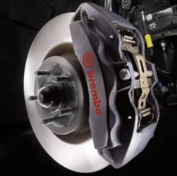 Brembo 6-Piston Front Brake Kit