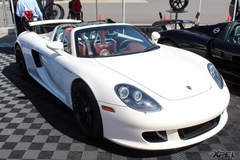 Beautiful Porsche in the HRE area at the California Festival of Speed 2015