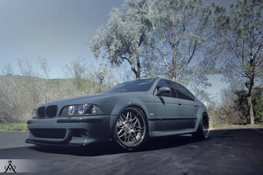 BMW M5 Luxury 16 Non Concave