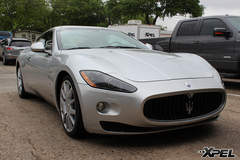 09 Maserati with XPEL ULTIMATE clear bra!