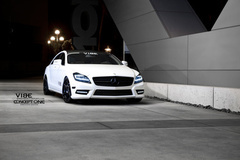 2013 Mercedes-Benz CLS550 on Concept One CS6.0's