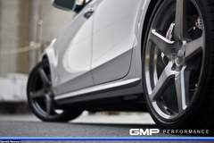 Audi S4 from GMP Performance on Forgeline One Piece Forged Monoblock CF1 Wheels