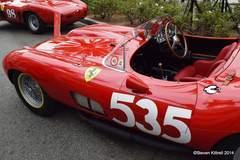1957 Ferrari 315 Sport