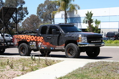 Mike Montgomery Mongoose Truck
