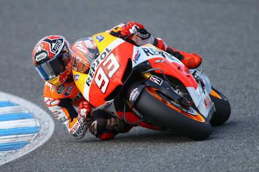 2013 Honda RC213V | Marc Marquez - Effortless speed