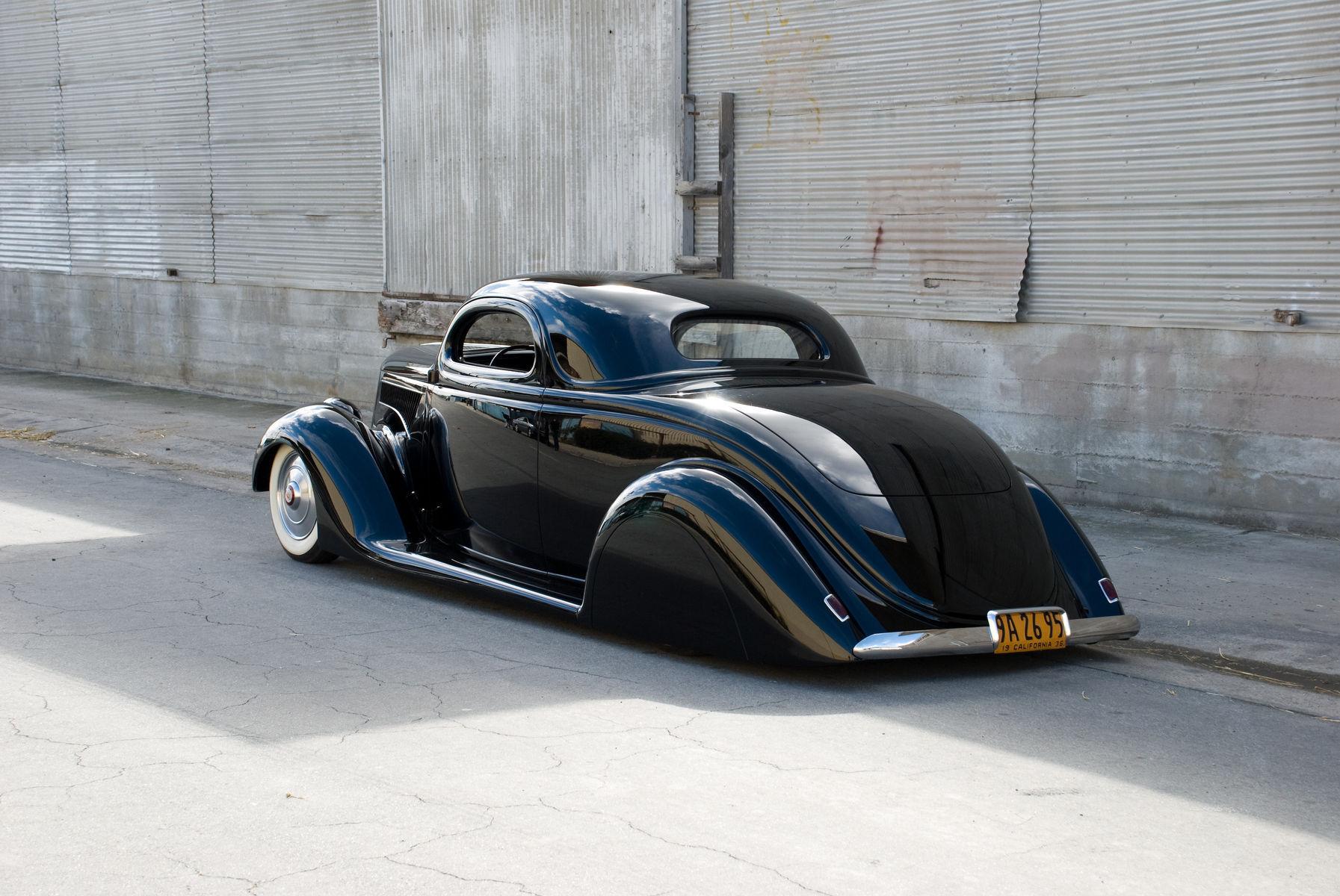 1936 Chevrolet Astro | Cole's 36
